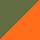 Verde Caza+Naranja AV